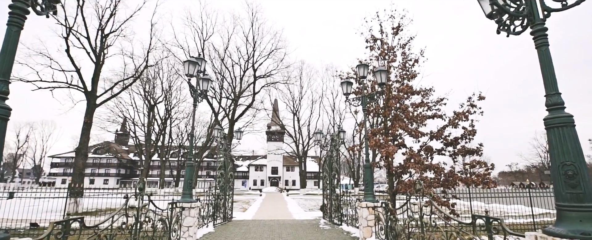 """Navštívte """"Termálne vody Kosina"""" v zime!"""